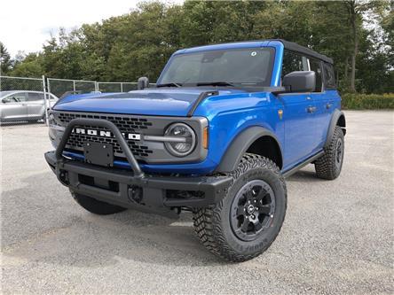 2021 Ford Bronco Badlands (Stk: BR21747) in Barrie - Image 1 of 24