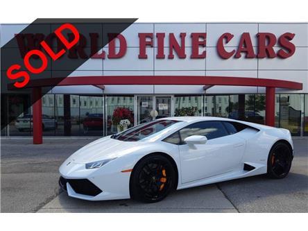 2015 Lamborghini Huracan LP 610-4 (Stk: 17927) in Toronto - Image 1 of 21