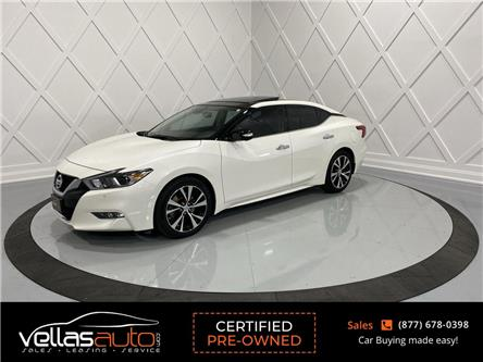 2018 Nissan Maxima Platinum (Stk: NP9791) in Vaughan - Image 1 of 30