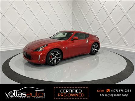 2020 Nissan 370Z Sport Touring (Stk: NP1524) in Vaughan - Image 1 of 30