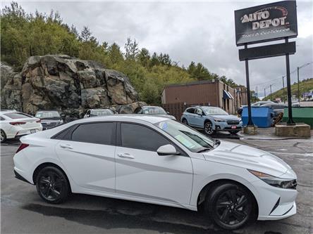 2021 Hyundai Elantra Preferred (Stk: 12676) in Sudbury - Image 1 of 28