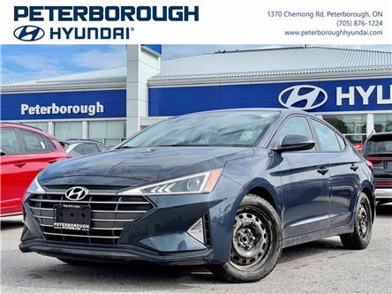 2020 Hyundai Elantra Preferred w/Sun & Safety Package (Stk: HP0202) in Peterborough - Image 1 of 29