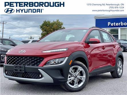 2022 Hyundai Kona 2.0L Preferred Sun & Leather Package (Stk: H13130) in Peterborough - Image 1 of 30