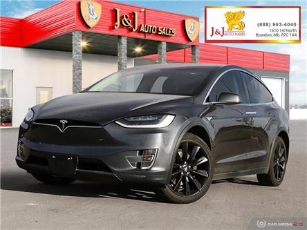 2016 Tesla X 90D (Stk: JB21143) in Brandon - Image 1 of 25