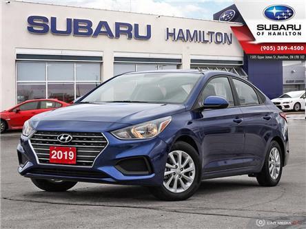 2019 Hyundai Accent ESSENTIAL (Stk: S8985B) in Hamilton - Image 1 of 28