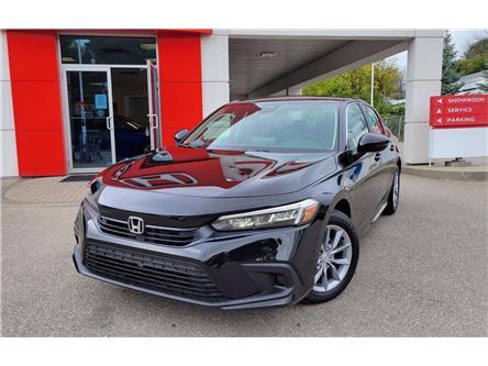 2022 Honda Civic EX (Stk: 11355) in Brockville - Image 1 of 28