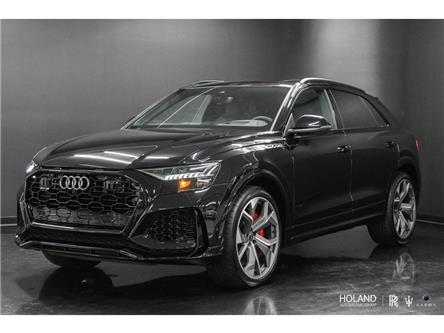 2021 Audi RS Q8 4.0 TFSI quattro - Lease only - Sold! (Stk: A68795) in Montreal - Image 1 of 30