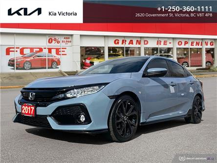 2017 Honda Civic Sport Touring (Stk: A1890) in Victoria - Image 1 of 24