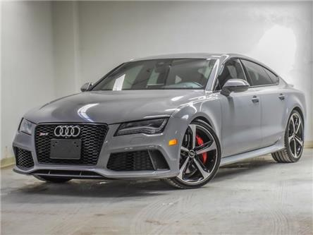 2014 Audi RS 7 4.0 (Stk: 54060AA) in Newmarket - Image 1 of 26