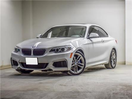 2017 BMW 230i xDrive (Stk: A14226A) in Newmarket - Image 1 of 24