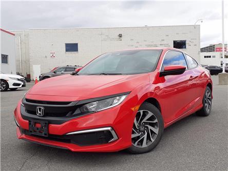 2019 Honda Civic LX (Stk: 17-P8103) in Ottawa - Image 1 of 12