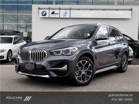 2021 BMW X1 xDrive28i (Stk: 1U09855) in Brampton - Image 1 of 20