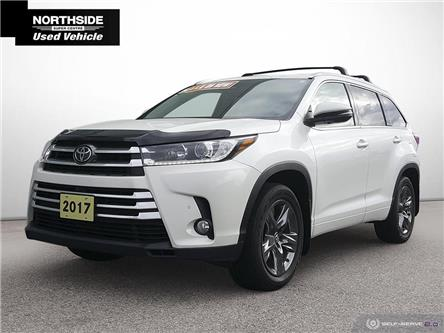 2017 Toyota Highlander Limited (Stk: H21089A) in Sault Ste. Marie - Image 1 of 29