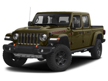 2021 Jeep Gladiator Mojave (Stk: ) in Medicine Hat - Image 1 of 9