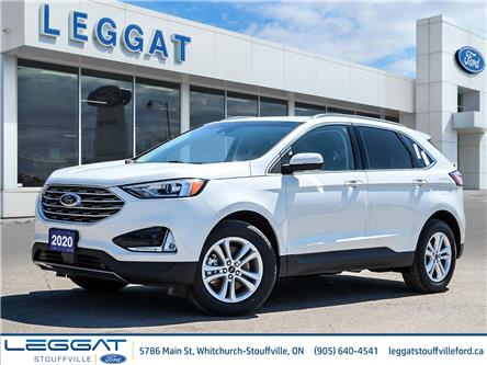 2020 Ford Edge SEL (Stk: 20-32-109) in Stouffville - Image 1 of 22