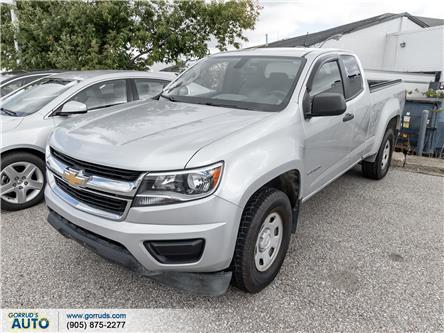 2016 Chevrolet Colorado WT (Stk: 336361) in Milton - Image 1 of 6