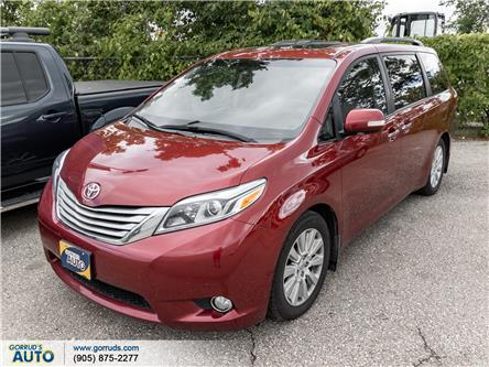 2015 Toyota Sienna Limited 7-Passenger (Stk: 626588) in Milton - Image 1 of 6