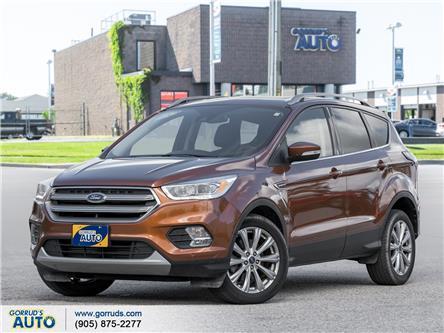2017 Ford Escape Titanium (Stk: D87882) in Milton - Image 1 of 23