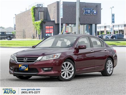 2014 Honda Accord Touring (Stk: 800370) in Milton - Image 1 of 26