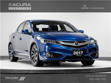 2017 Acura ILX Anniversary Edition (Stk: 802908T) in Brampton - Image 1 of 25