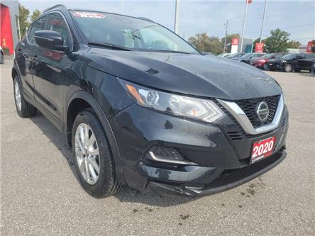 2020 Nissan Qashqai SV (Stk: CLW381127L) in Cobourg - Image 1 of 14