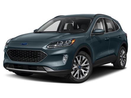 2020 Ford Escape Titanium (Stk: D1X021B) in Oakville - Image 1 of 9