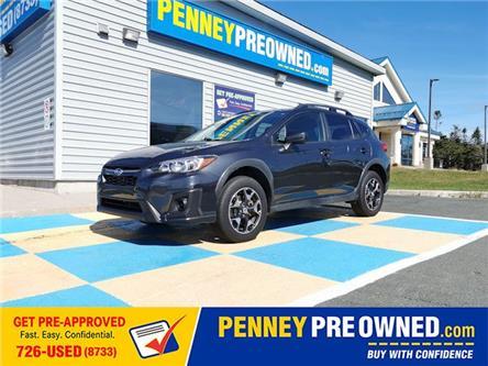 2018 Subaru Crosstrek Convenience (Stk: 40773A) in Mount Pearl - Image 1 of 15