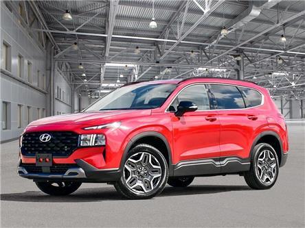2022 Hyundai Santa Fe Urban AWD 2.5T (Stk: 31356) in Scarborough - Image 1 of 23