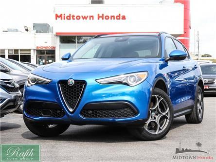 2018 Alfa Romeo Stelvio Base (Stk: P15246) in North York - Image 1 of 30