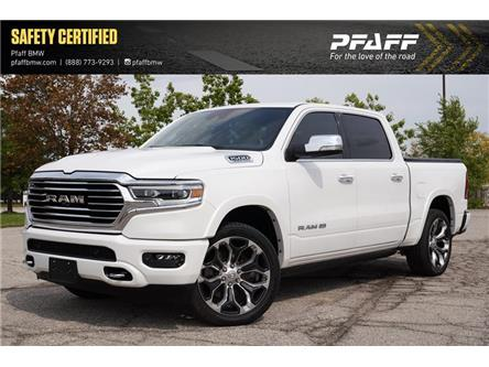 2021 RAM 1500 Limited Longhorn (Stk: 23428A) in Mississauga - Image 1 of 22