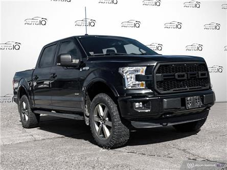 2015 Ford F-150 XLT (Stk: FD304AX) in Sault Ste. Marie - Image 1 of 21
