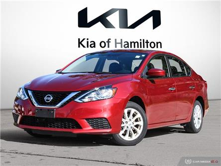 2017 Nissan Sentra 1.8 SV (Stk: P10755A) in Hamilton - Image 1 of 26