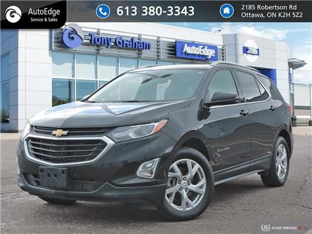 2018 Chevrolet Equinox LT (Stk: A0943) in Ottawa - Image 1 of 27