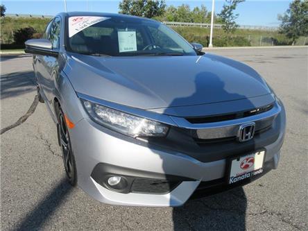 2017 Honda Civic Touring (Stk: K17044A) in Ottawa - Image 1 of 21