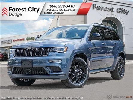 2021 Jeep Grand Cherokee Limited (Stk: 21-7039) in London - Image 1 of 23