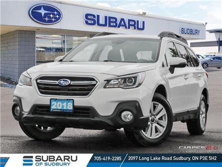 2018 Subaru Outback 2.5i Touring (Stk: S22023A) in Sudbury - Image 1 of 24