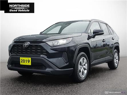 2019 Toyota RAV4 LE (Stk: H21099A) in Sault Ste. Marie - Image 1 of 29