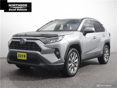 2019 Toyota RAV4 XLE (Stk: P6684) in Sault Ste. Marie - Image 1 of 25