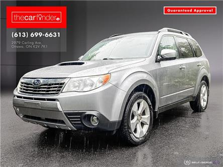 2010 Subaru Forester 2.5 XT Limited (Stk: FIND0059) in Ottawa - Image 1 of 18