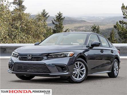 2022 Honda Civic EX (Stk: 22124) in Milton - Image 1 of 23