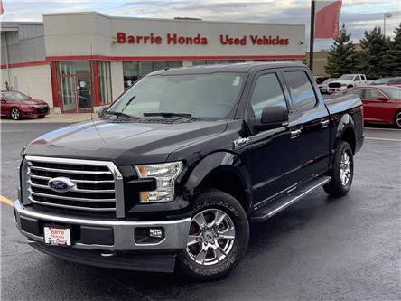 2017 Ford F-150 XLT (Stk: 11-U19200A) in Barrie - Image 1 of 27