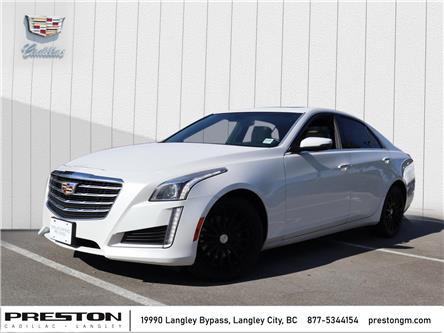 2018 Cadillac CTS 2.0L Turbo Luxury (Stk: X33831) in Langley City - Image 1 of 28