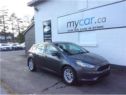 2017 Ford Focus SE (Stk: 210891) in North Bay - Image 1 of 21