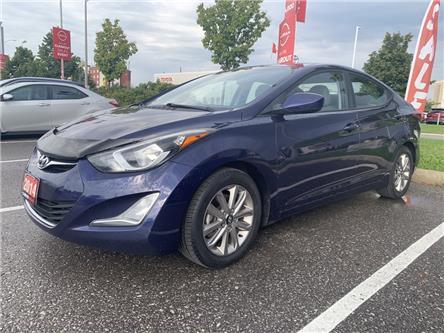 2014 Hyundai Elantra  (Stk: MC777145A) in Bowmanville - Image 1 of 15