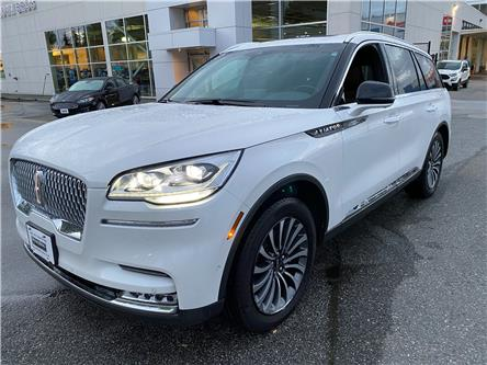 2020 Lincoln Aviator Reserve (Stk: OP21265) in Vancouver - Image 1 of 27