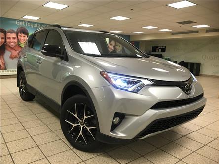 2017 Toyota RAV4 SE (Stk: 6070) in Calgary - Image 1 of 21