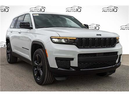 2021 Jeep Grand Cherokee L Laredo (Stk: 45178) in Innisfil - Image 1 of 26