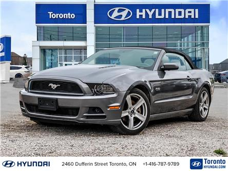 2013 Ford Mustang GT (Stk: GU0187) in Toronto - Image 1 of 26