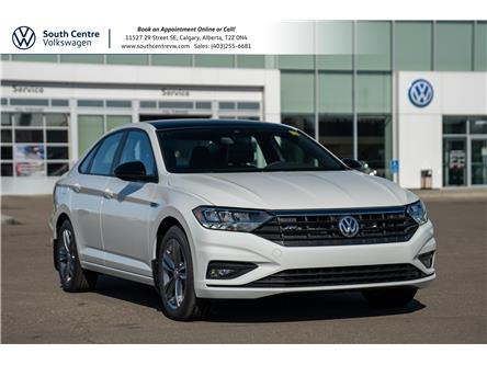2021 Volkswagen Jetta Highline (Stk: 10457) in Calgary - Image 1 of 43