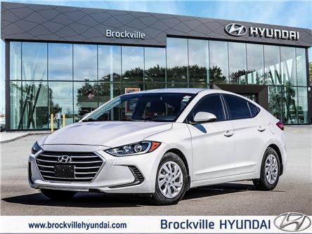 2017 Hyundai Elantra  (Stk: P7260) in Brockville - Image 1 of 25